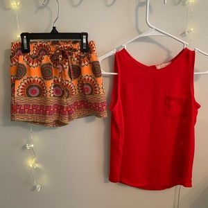 ADORABLE outfit! Selling as a set!